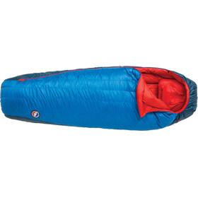 Big Agnes Anvil Horn 15 Saco de Dormir Normal, blue/red